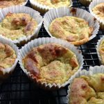 cheese and broccoli muffins by sneaky veg