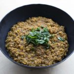 easy red lentil dal recipe by Sneaky Veg