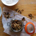 healthy homemade granola by sneaky veg