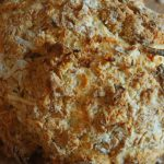 celeriac and parsnip bread