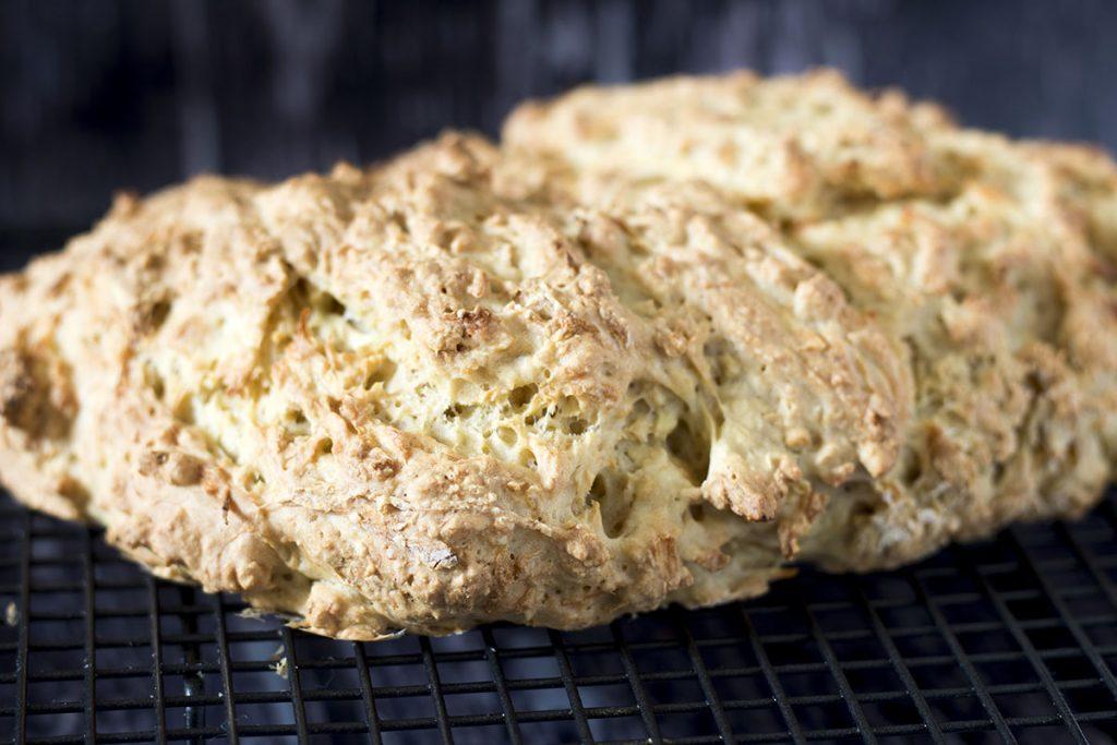 root vegetable bread
