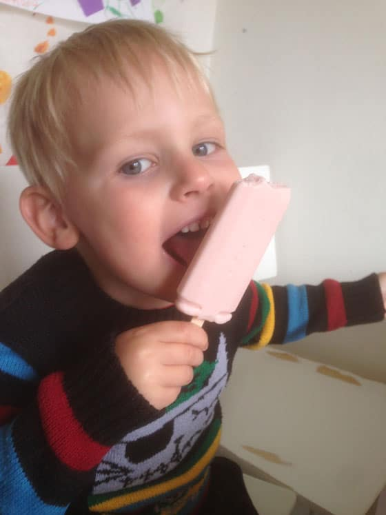 Claudi&Fin ice lolly review