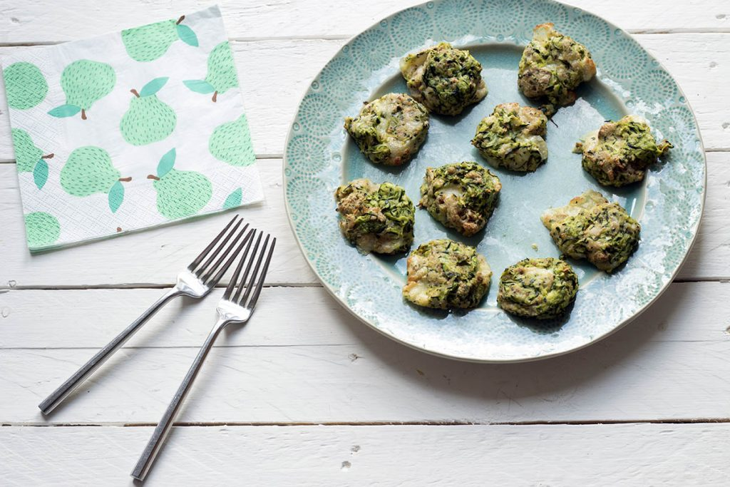 courgette polpette recipe