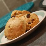 sundried tomato and olive scones by Sneaky Veg