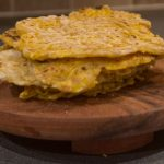 flatbreads with golden beetroot