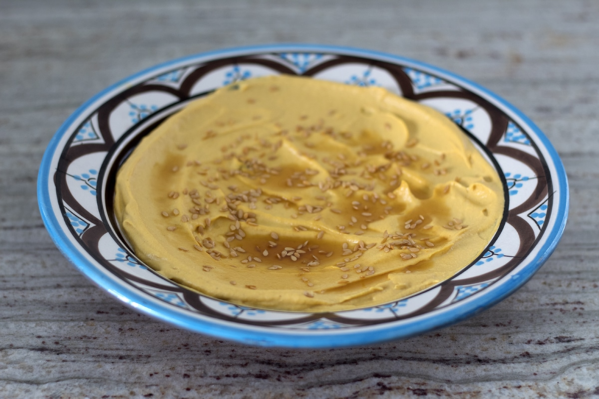 BUTTERNUT SQUASH DIP recipe by Sneaky Veg