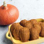 pumpkin madeleines
