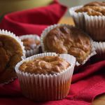carrot and banana muffins recipe by Sneaky Veg