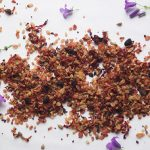 beetroot chocolate granola