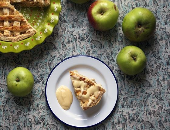 Apple Pippin Pie recipe by Sneaky Veg