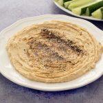 homemade hummus for babies