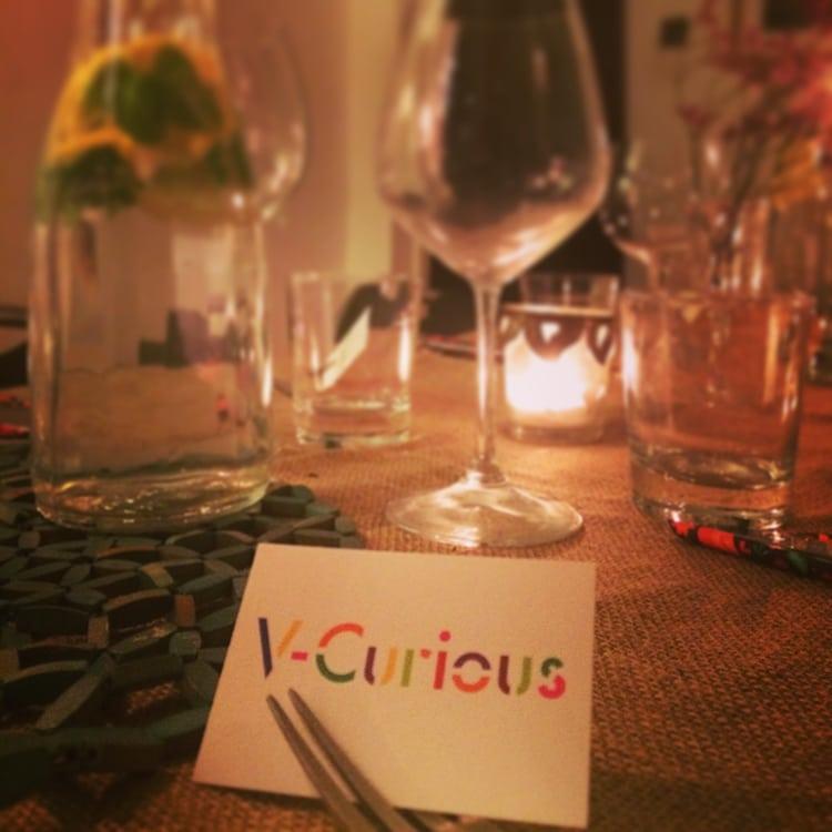V Curious supper club review