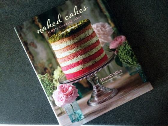 rhubarb and custard cake recipe