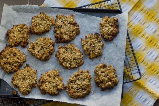vegan tropical cookies recipe