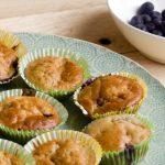Blueberry fairy cakes – a fromage frais recipe