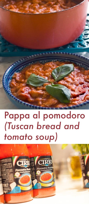 pappa al pomodoro recipe