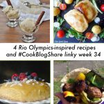 olympics recipes and cook blog share linky