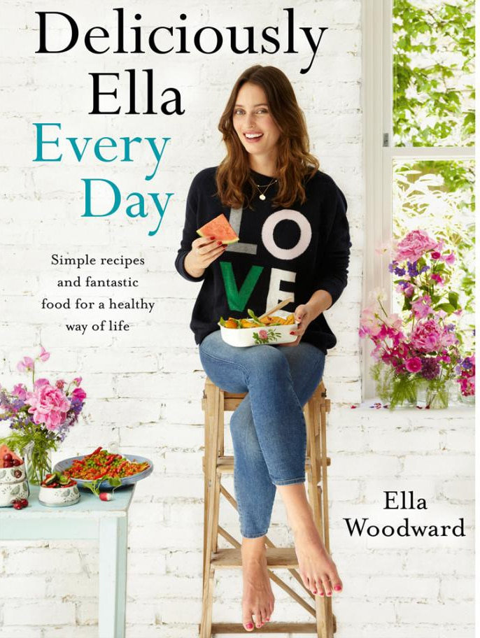 Deliciously Ella Every Day cookbook cover
