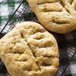 herb fougasse recipe by Paul Hollywood