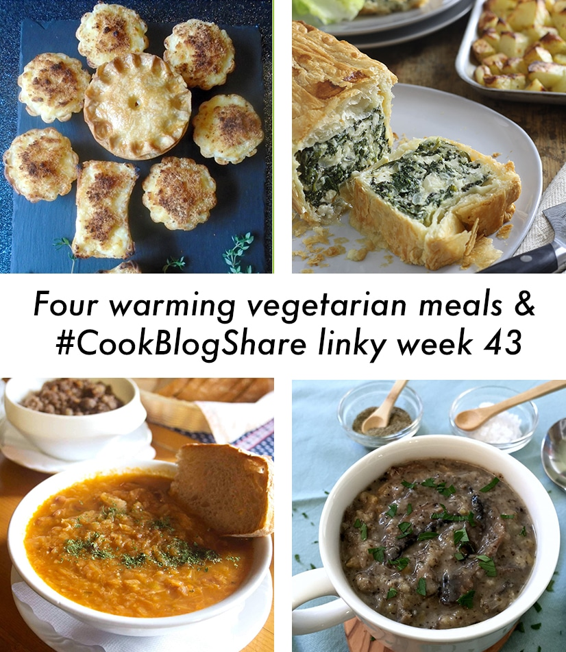 vegetarian meals and Cook Blog Share