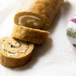 sweet potato swiss roll
