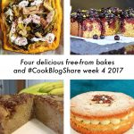 Four delicious free-from bakes and #CookBlogShare linky week 4