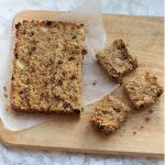 Apple and cinnamon sugar free flapjacks recipe