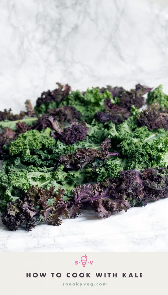 what to do with kale