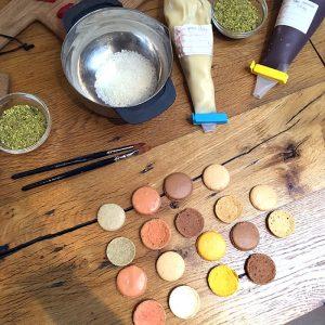 Mon Dessert macaron making kit