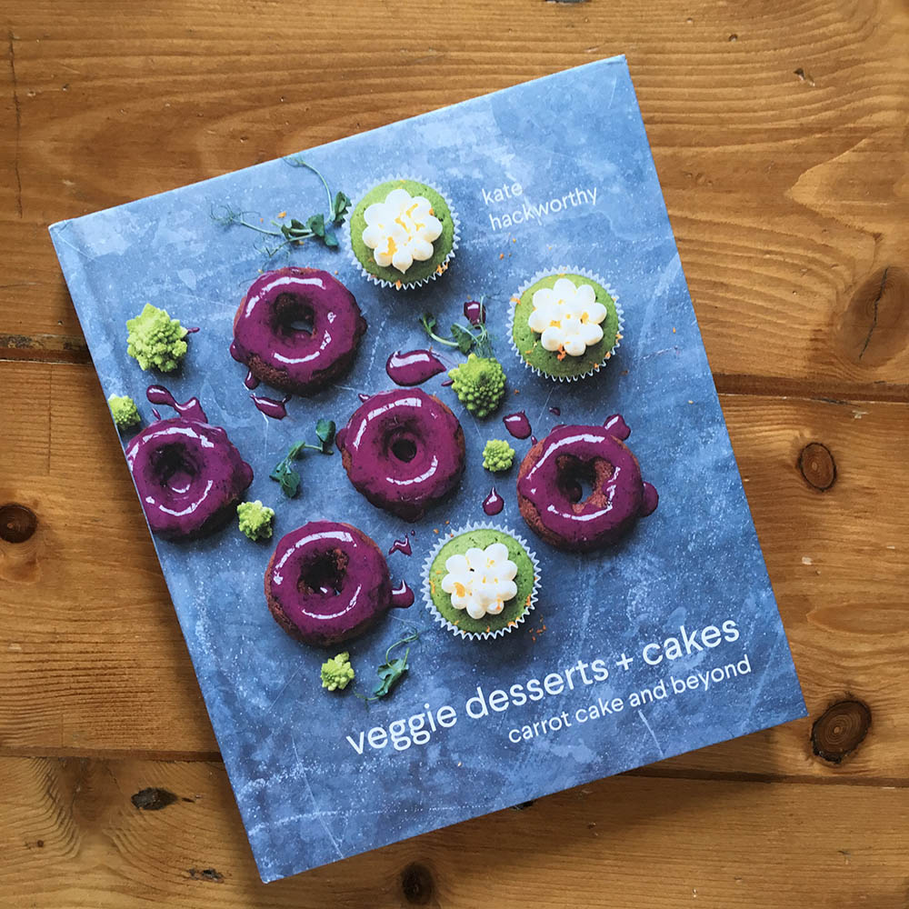 Veggie Desserts cookbook review
