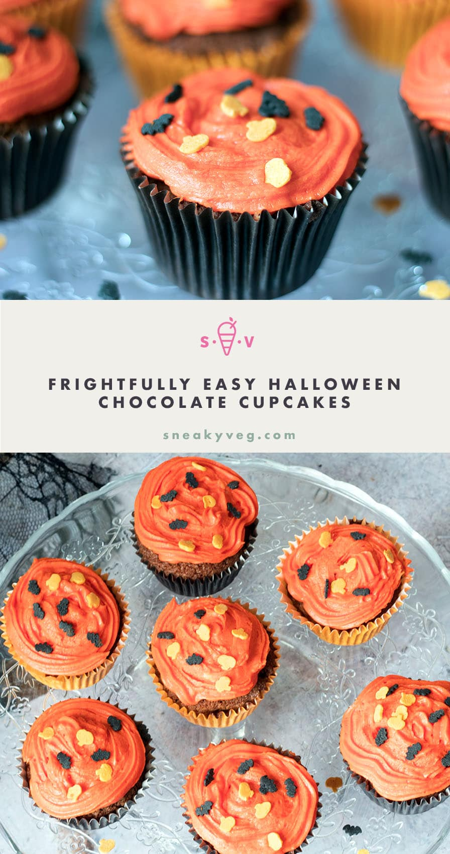 Halloween Cupcake Recipes Find Halloween cupcake ideas, from horrible to adorable. Allrecipes has easy halloween cupcake recipes and decorations to suit your party needs. Inspiration and Ideas Tips & Tricks Spider Cupcakes