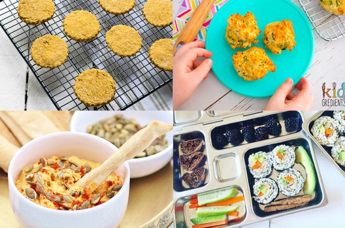 healthy and easy vegetarian lunchbox ideas for kids