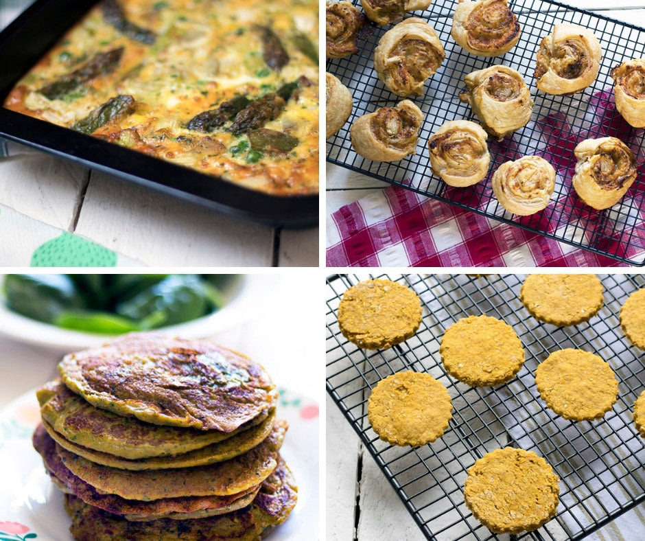 savoury vegetarian lunch box ideas by sneaky veg