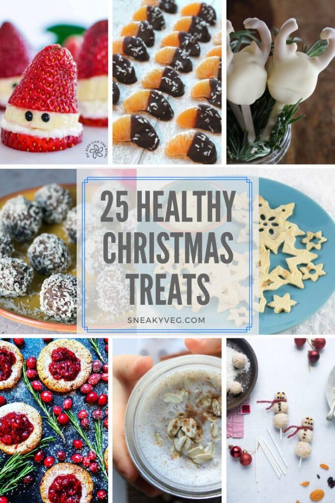 25 healthy Christmas treats for kids