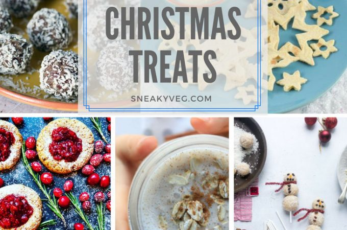25 healthy Christmas treats for kids