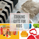 Cooking gifts for kids who love helping in the kitchen