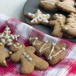 Easy gingerbread biscuits