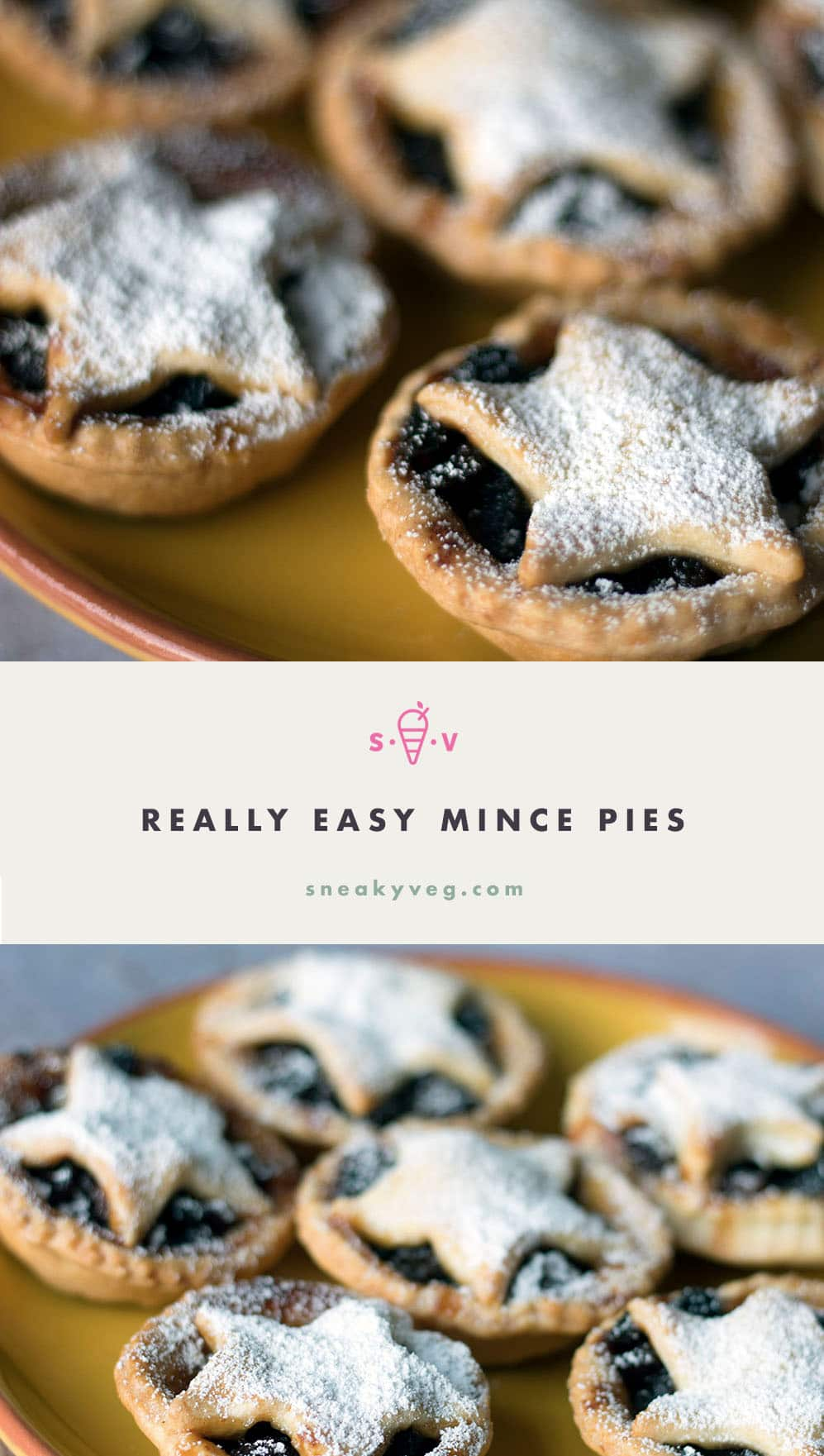 really easy mince pies