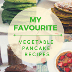 My top five vegetable pancake recipes