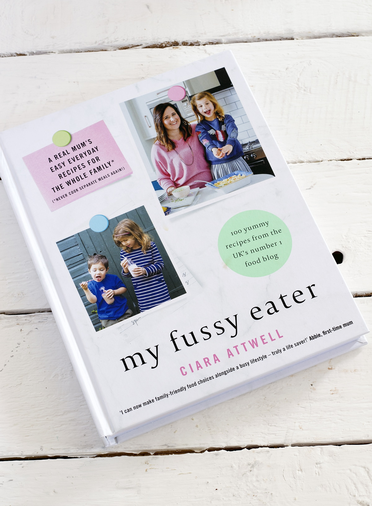 My Fussy Eater cookbook
