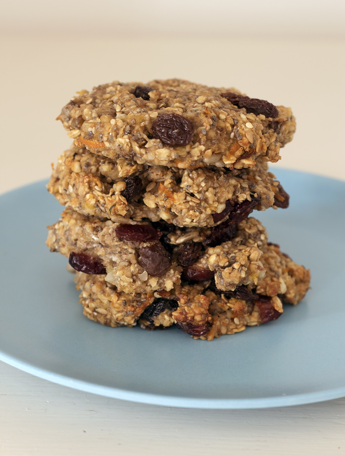 breakfast cookies by My Fussy Eater