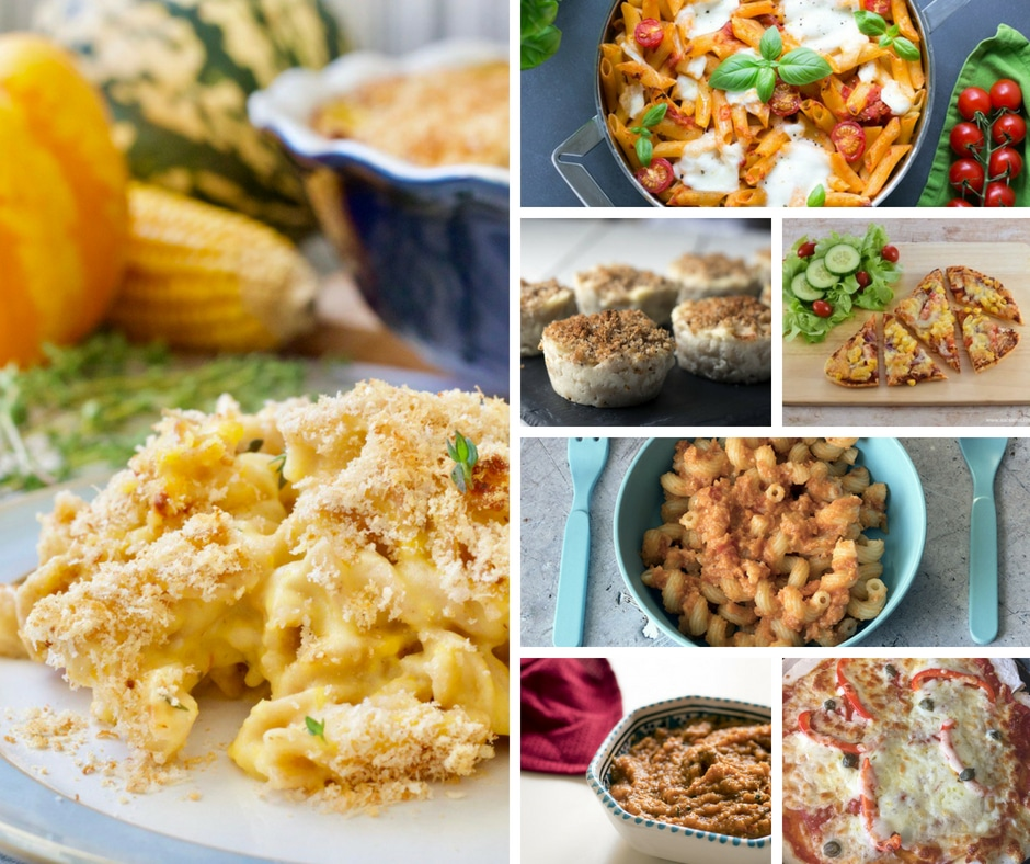 32 vegetarian kids meals