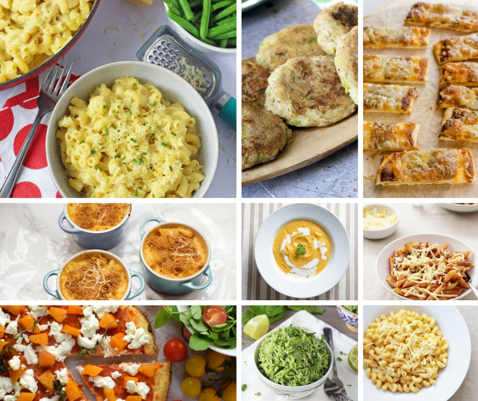 Hidden vegetable recipes - main meals