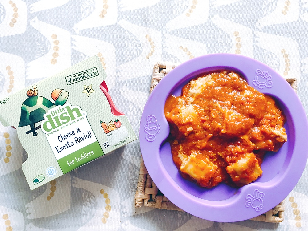 Tips and ideas for healthy summer meals for kids with Little Dish