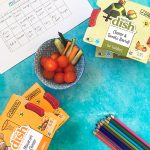 healthy summer meals for kids with Little Dish