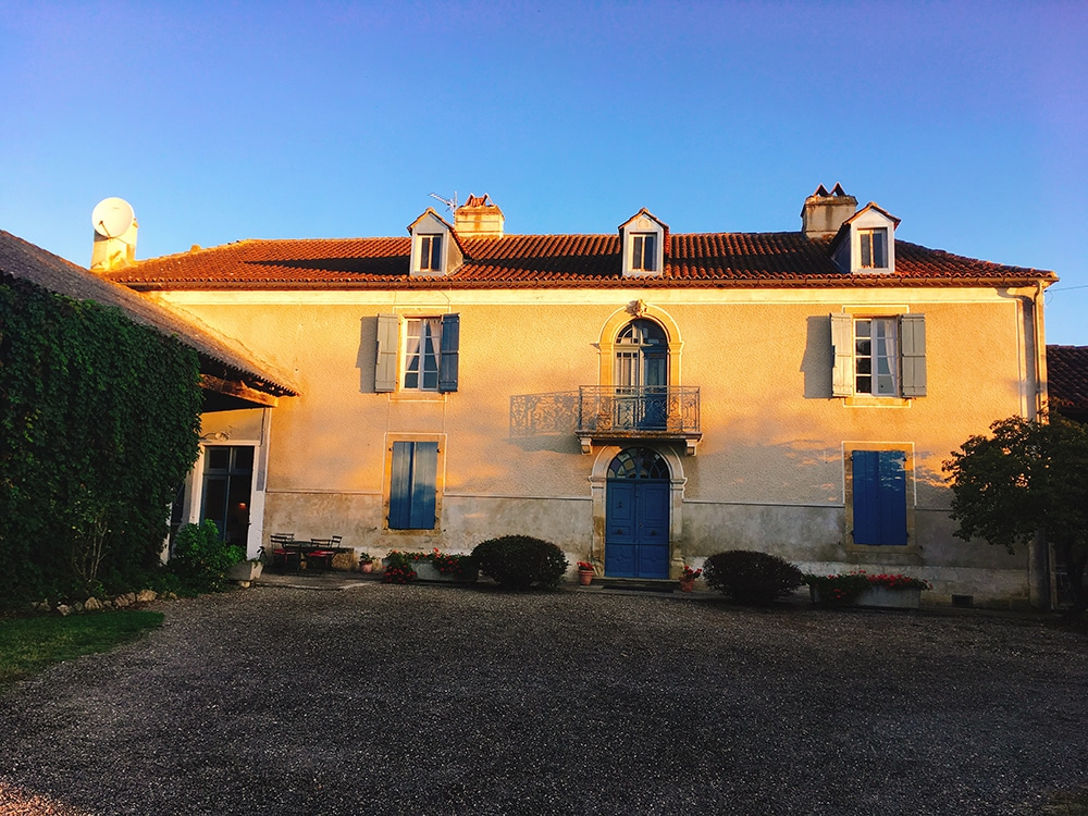 Pignoulet south of France house with pool and pilates retreat