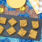 pumpkin bar bars by Sneaky Veg