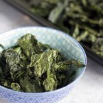 How to make kale crisps by Sneaky Veg
