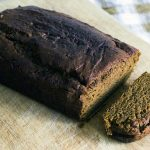 vegan pumpkin loaf recipe by Sneaky Veg