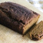 spiced pumpkin bread